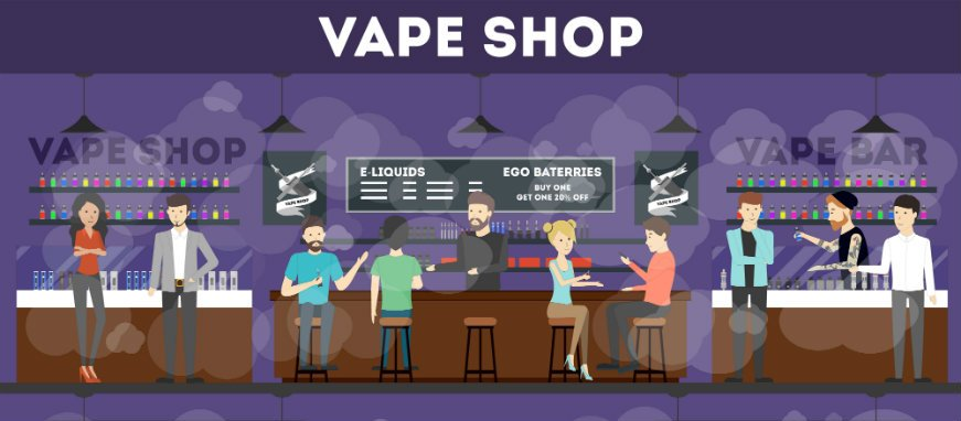 How To Open A Vape Shop