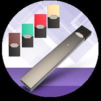 Juul-Electronic-Cigarette-pod-mod