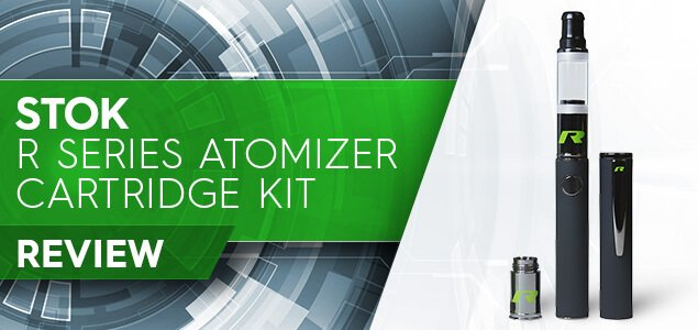 STOK R SERIES ATOMIZER CARTRIDGE KIT Review