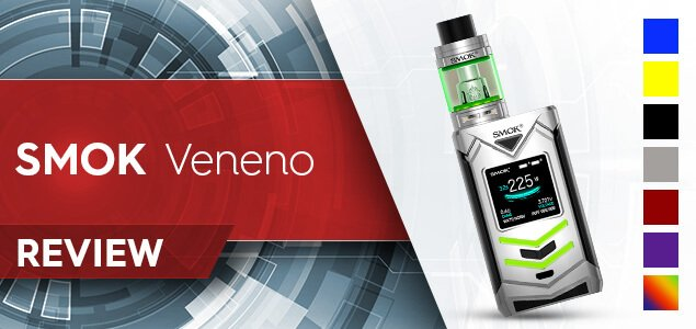 Smok Veneno Review