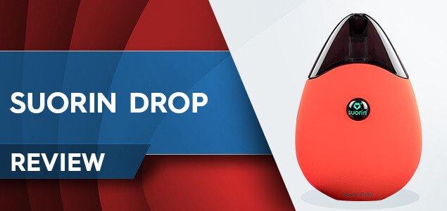 Suorin Drop Review