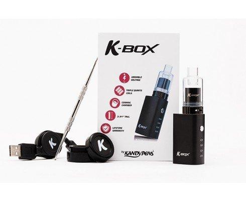 K-Box box contents