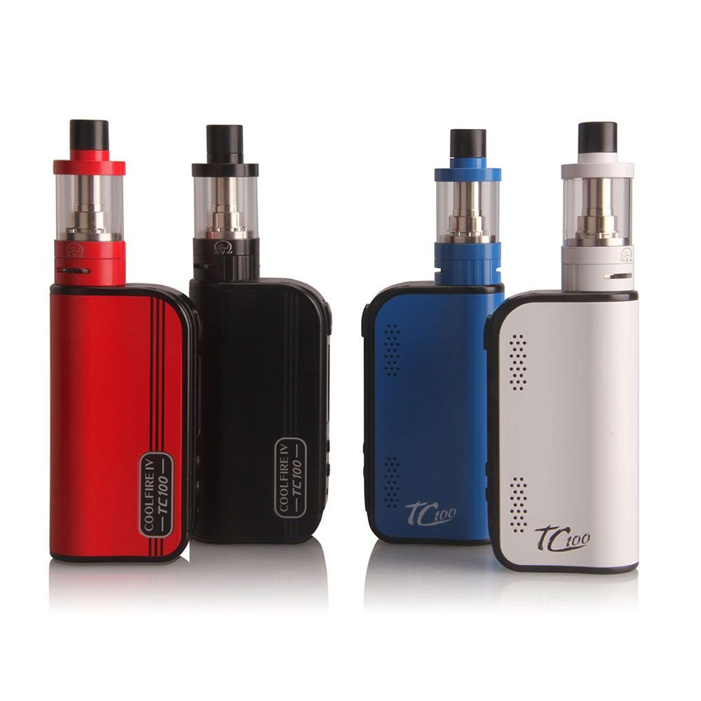 Design of the Innokin Coolfire IV 100W TC Box Mod image