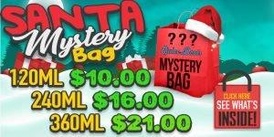 Santa Mystery Bag
