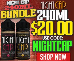 Night Cap 240ML Bundle Deal
