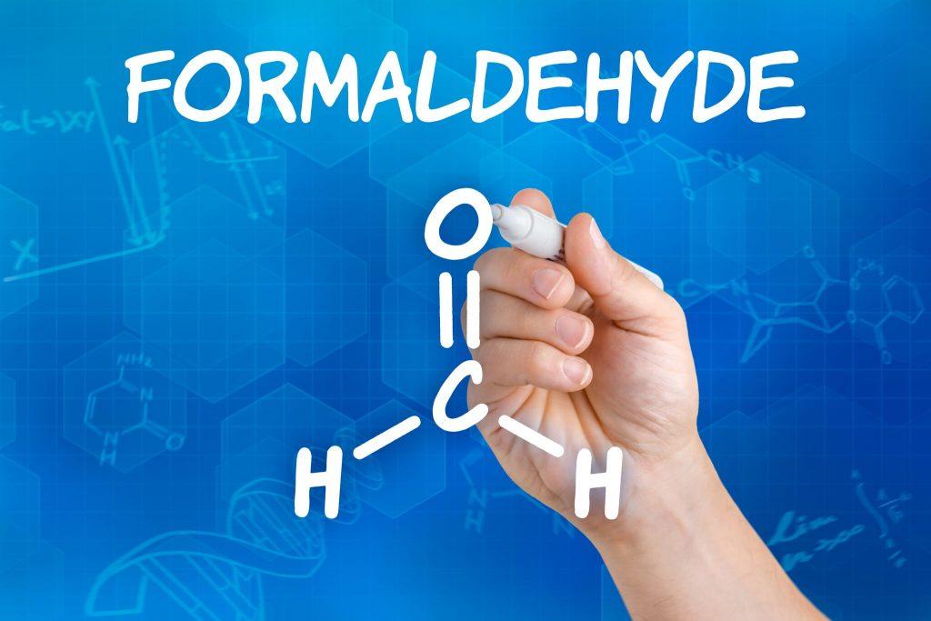 chemical formula formaldehyde