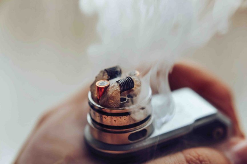 ape device and dripping RDA