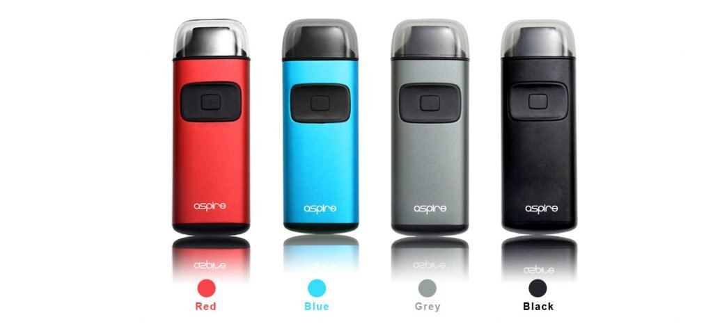Aspire Breeze color choice