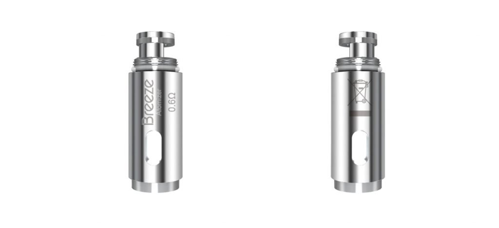 Aspire Breeze 2 tanks