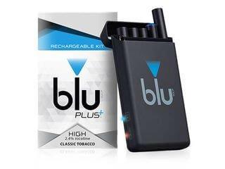 Blu Plus e-cig Rechargeable Kit