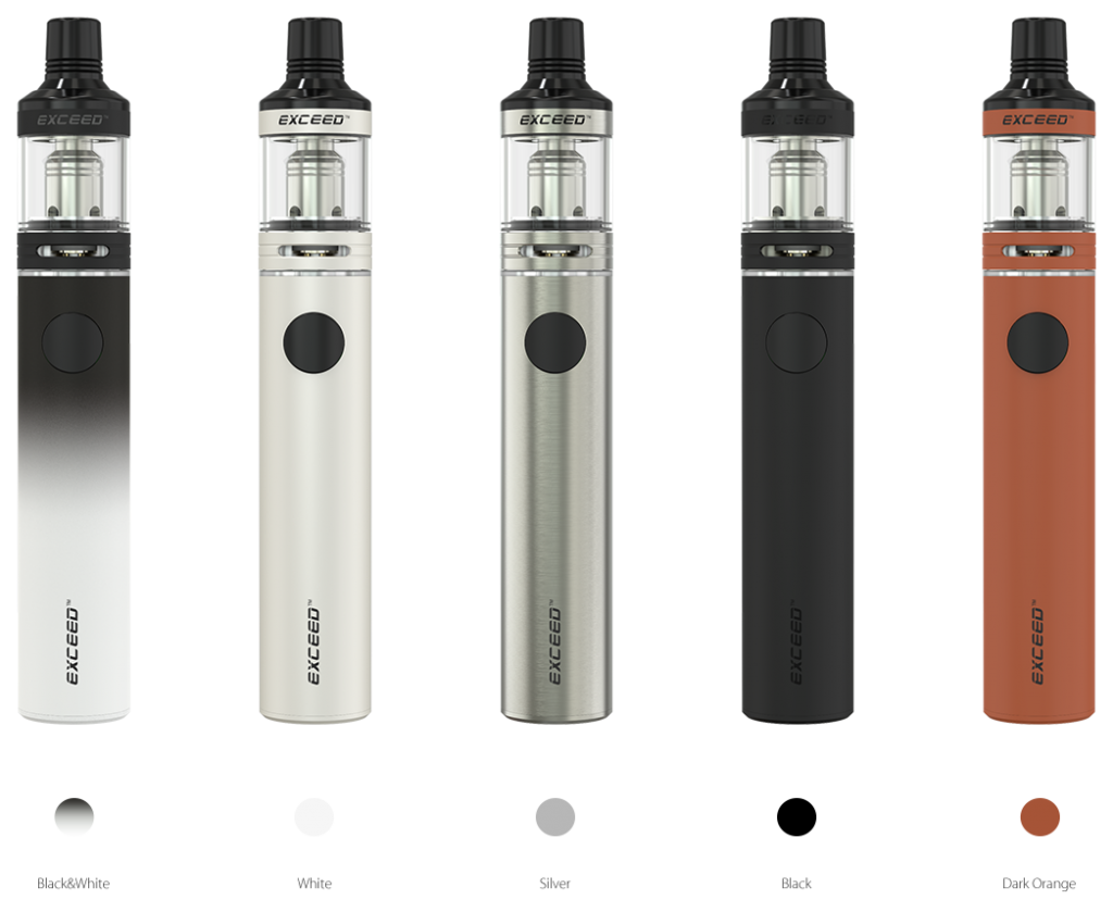 Joyetech Exceed D19 colors