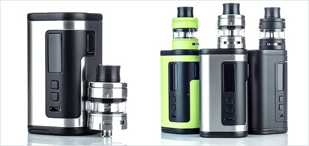 Eleaf iStick Tria 300W colors