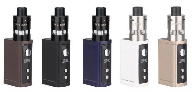Innokin CoolFire Pebble 50W colors