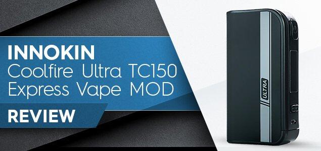 Innokin Coolfire Ultra TC150 Express Vape MOD Review
