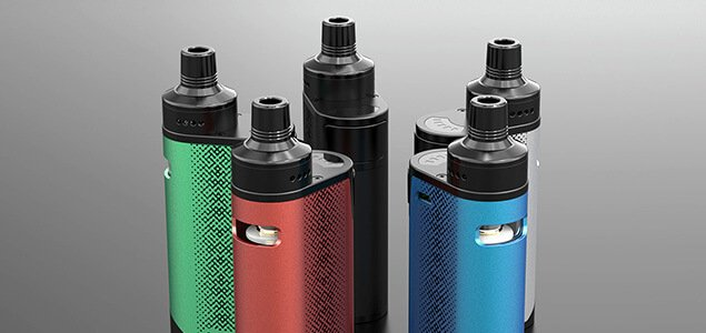 JOYETECH CUBOX AIO 2000 MAH colors