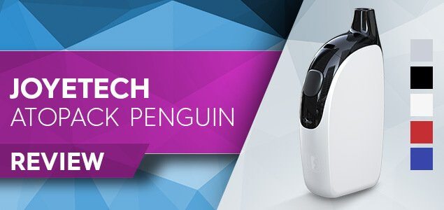 Joyetech ATOPACK PENGUIN Review