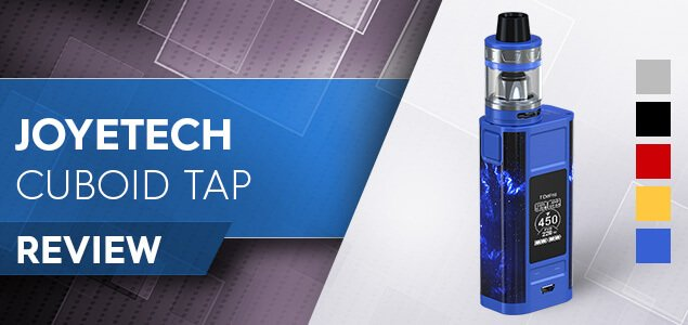 Joytech CUBOID Tap Review