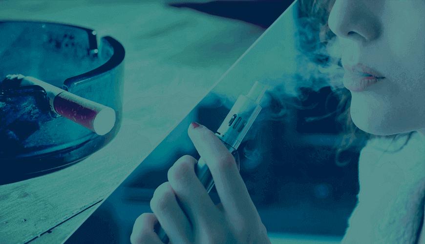 Vaping vs. Smoking – Choosing the Lesser of Two Evils?