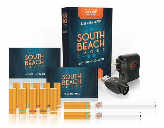 South Beach Smoke Deluxe