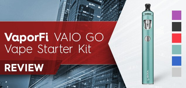 VaporFi VAIO GO Vape Starter Kit Review