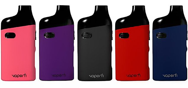 VaporFi VAIO MINI Vape Starter Kit colors