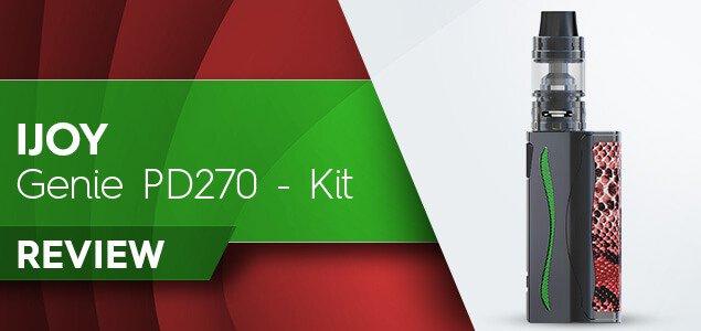 iJoy Genie PD270 Kit Review