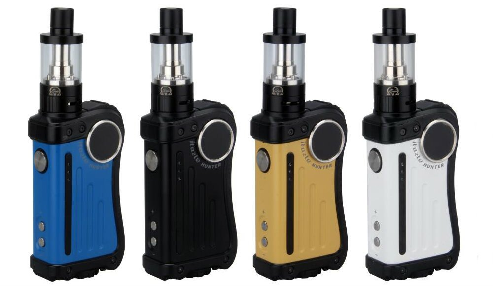 iTaste-Hunter box mod 4 colors