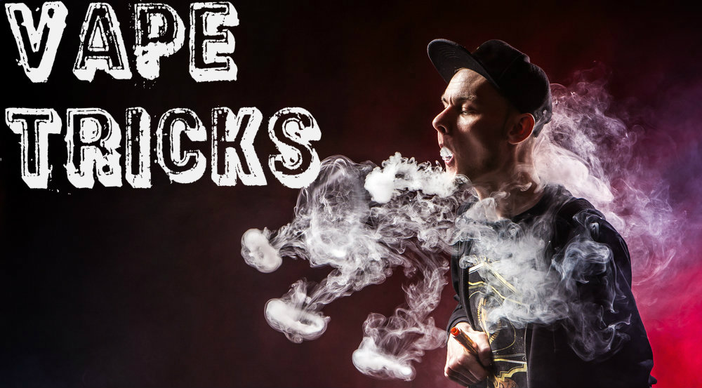vape and smoke tricks