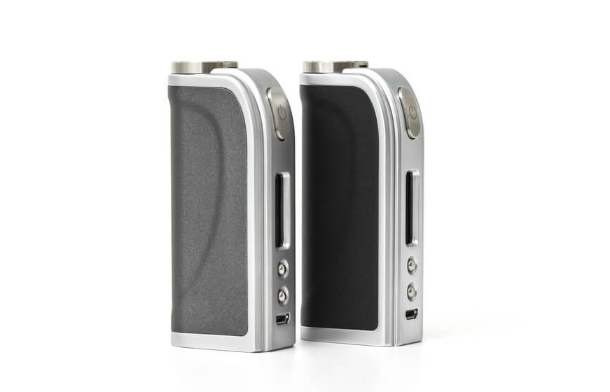 two similar box mods