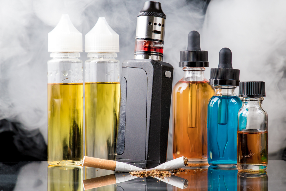 Vaping E-Cigs Silenced Critics