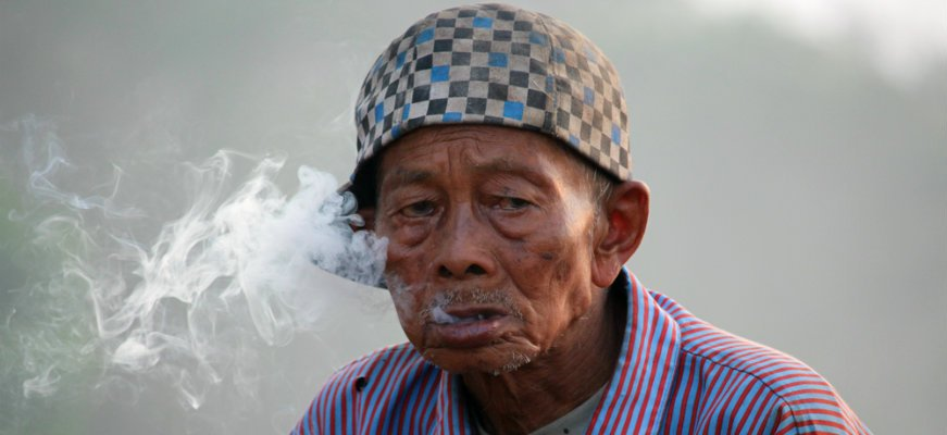 Indonesians Are Smoking More and More