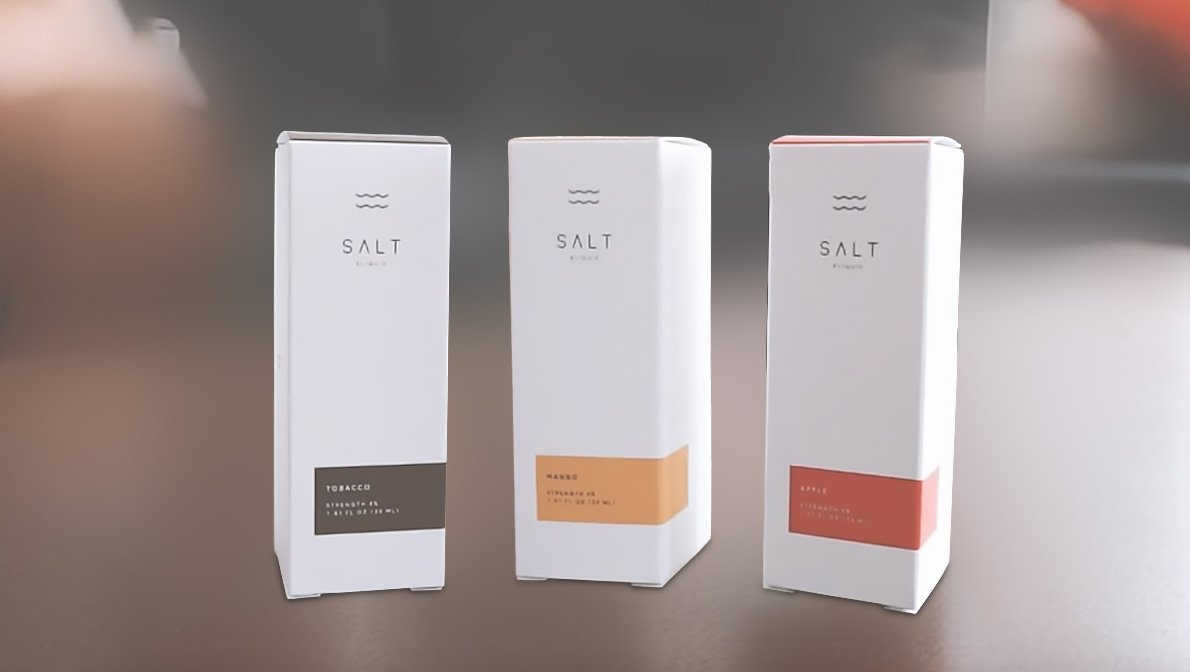 Nicotine Salts - A Big, Fat Fad or The Next Hit Thing