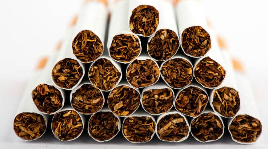 tobacco cigarettes image
