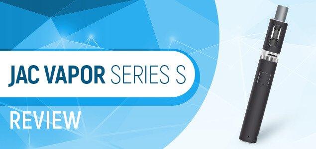 """JAC Vapour S-Series Vape Review: The Vapour with """"U"""""""