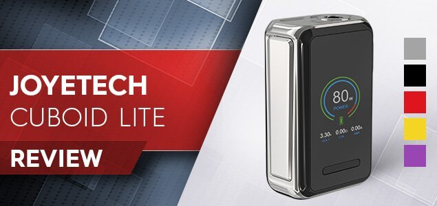 Joyetech CUBOID Lite Review