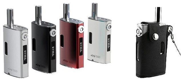 Joyetech E-Grip Review: It's Not A Cell Phone (But Looks Alike)