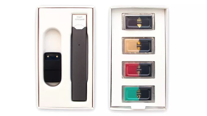 JUUL-pods Starter Kit Box-Contents