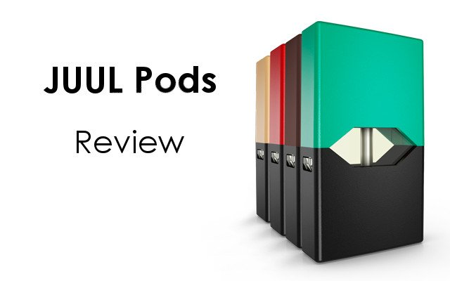 JUUL Pods Review - Flavors Guide for September 2019