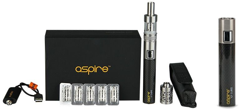 Aspire Platinum Vaporizer Review