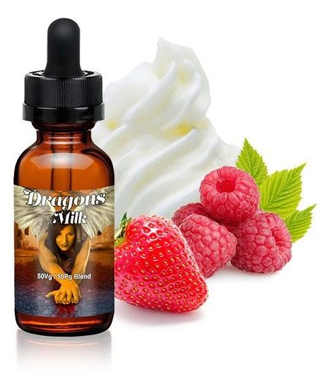 Dragon's Milk E-Liquid
