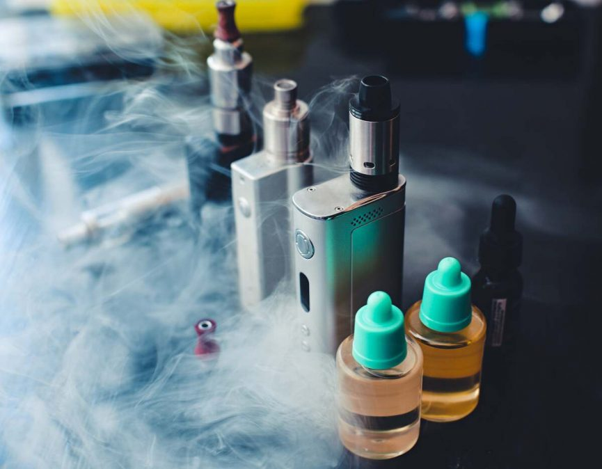 Vaping devices and e juices