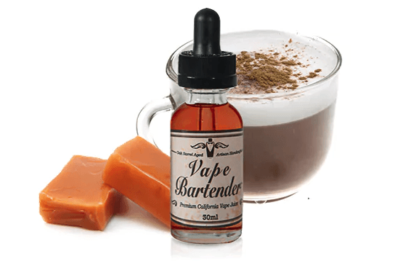 bartender irish cappuccino vape juices