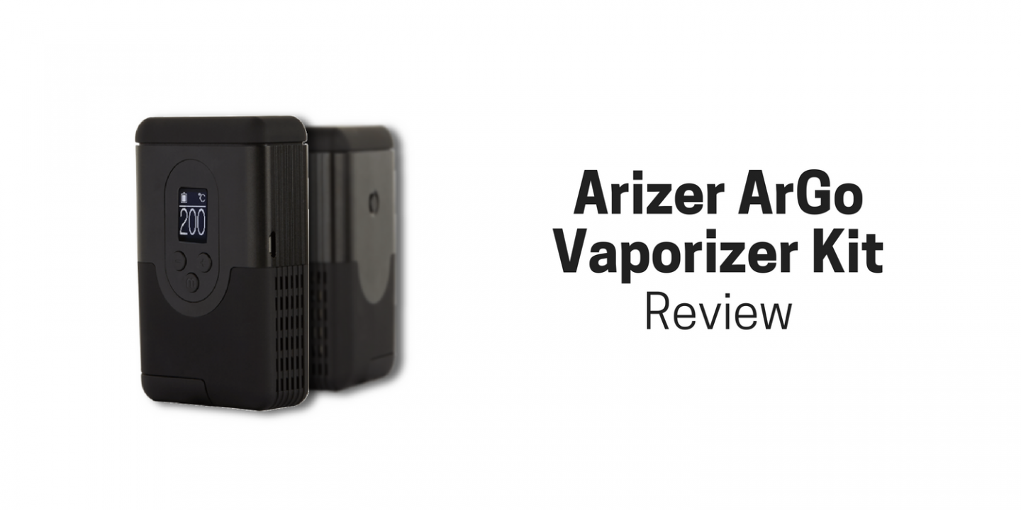 Arizer Argo Cover Image