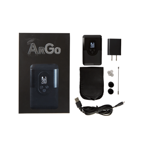 Arizer Argo Package Review Image