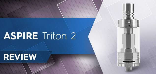 Aspire Triton 2 Vape Tank Review