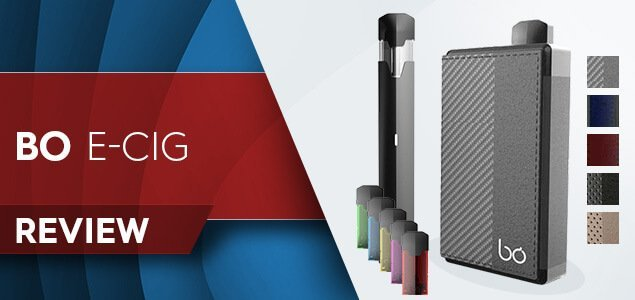 BO One E-Cig Starter Kit Review