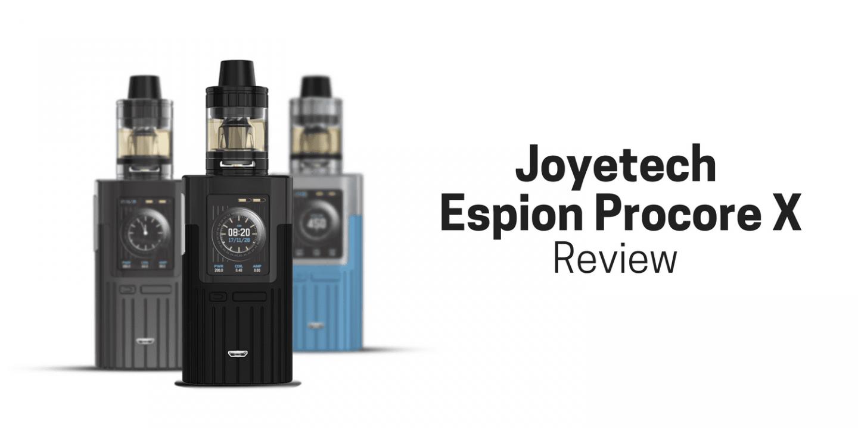 Espion Procore X Cover Image