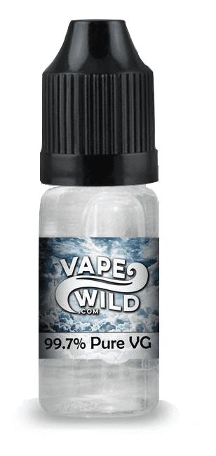 Pure 100 VG Juice from Vape Wild E-liquid