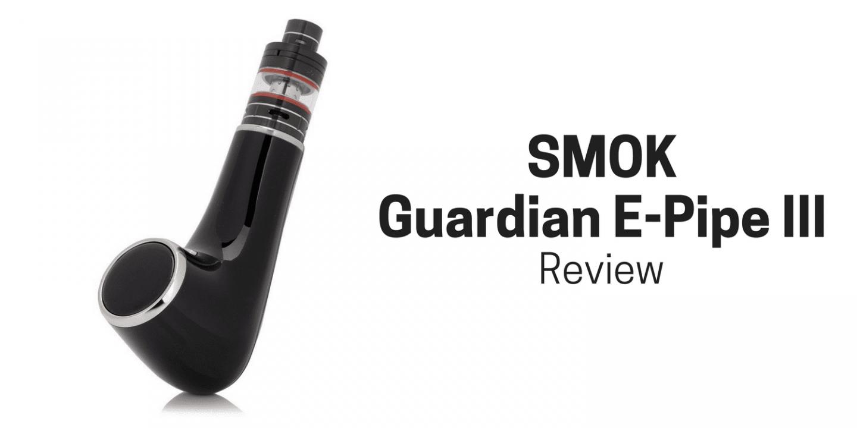 SMOK Guradian E-Pipe III Review Image