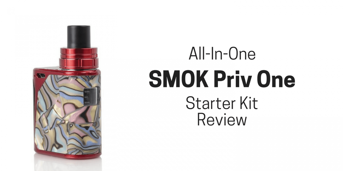 SMOK Priv One Cover Image